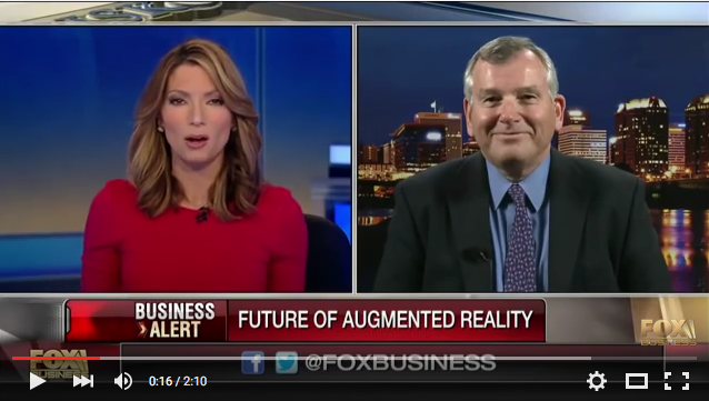 Index AR Solutions CEO explains the future of augmented reality on Fox Business