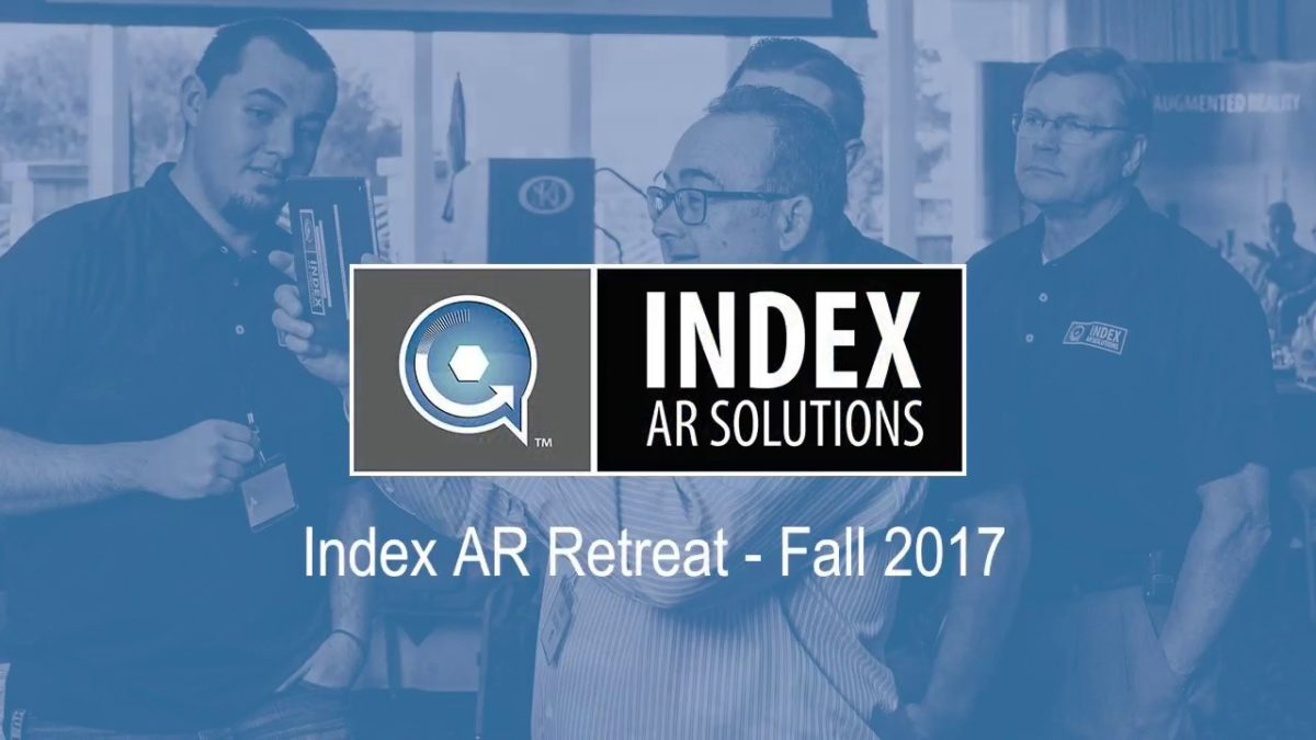 Index AR 2017 Fall Retreat Highlights: Making Workers Safer, Faster and Smarter Now
