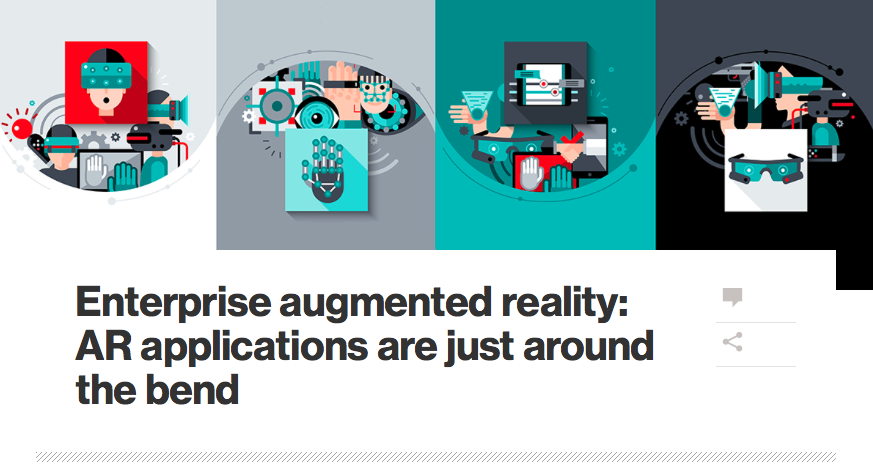 Index featured in SearchCIO article on productivity gains from augmented reality applications